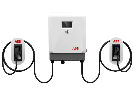 ABB DC Wallbox-24kW