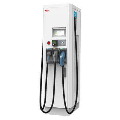 ABB Terra 54 charging station